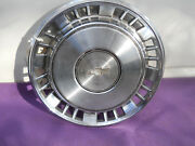 1976 Caprice Wheelcover Hubcap Factory Original Nice Driver Quality Man Cave