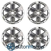 New 20 Replacement Wheels Rims For Gmc Acadia 2010-2017 Set Chrome 9596962