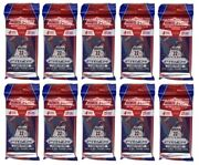 2014-15 Panini Prizm Basketball Retail Value Pack 10-pack Lot