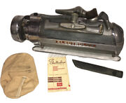 Vintage Electrolux Canister Vacuum Cleaner Model Xxx 30 With Attachments And More
