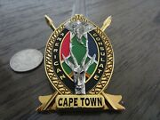 Msg Marine Security Guard Det Us Consulate Cape Town Africa Challenge Coin 949a
