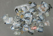 New Old Stock Genuine Mercury Mercruiser Parts Inventory Gasket Seal O-ring Etc.