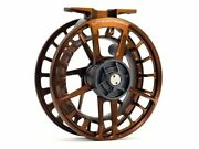 Lamson Litespeed F Series Fly Reel Size 7+ Color Whiskey New - Free Fly Line