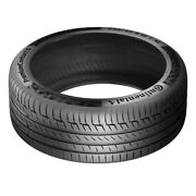 1 X New Continental Contipremiumcontact 6 275/40r21xl Tires