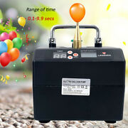 Portable Electric Balloon Pump Balloon Inflator Copper Nozzle Air Blower Party