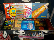Oldies Lot Of 8 Lp Records Various Artists Now Explosion 98.7 Kiss Fm Free Ship