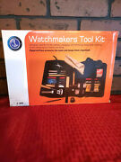 Watchmakers Tool Kit Anchor Brand Nib - Everything You Will Ever Need 23 Items