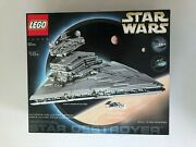Lego Star Wars Imperial Star Destroyer 10030 Brand New Never Opened