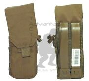 Tactical Tailor Fight Light Molle Universal Mag Pouch - Coyote Brown
