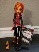 Monster High Toralei Stripe First Wave Doll
