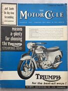 The Motor Cycle Magazine - 23 March 1961 - Easter Sport, Pioneers' Outing