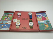 Seiko Alba Disney Time 40th Year Limited Edition Watches Rare