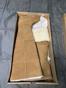 Ugg Boots Classic Femme Over The Knee Women's Size 7 Dark Tan Light Brown