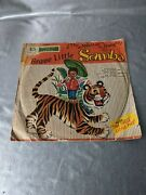 Peter Pan Records Musical Story Of Brave Little Sambo And The Three Little Pigs