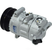 Universal Air Conditioner Uac Co 4574jc Compressor Assembly W/clutch New