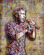 Paul Rodgers Of Bad Company 20x30in Poster, Bad Company Poster Free Shipping