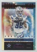 2020 Panini Contenders Of The Year Ruby Ceedee Lamb Ry-cdl Rookie