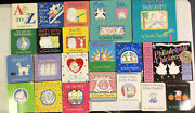 Sandra Boynton Lot - 21 Baby Board Books Going To Bed Little Pookie Snuggle