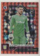 2019-20 Panini Prizm Premier League Red Mosaic /109 Jed Steer 265 Rookie