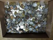 Foreign Coin Lot Italy And Others Approx 12.5 Lbs
