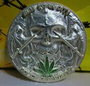 Here Comes The Boom 4 Nypd Police Challenge Coin Fear City Narcotics 2.25in A