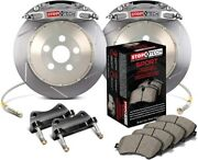 Stoptech Stoptech 87.429.d900.r7 Big Brake Kit 2 Box Race Only Front