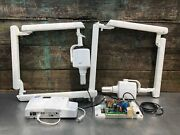 -lot Of 10- Planmeca Intra Dental X-ray Intra Oral Unit Bitewing System Machine