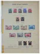 Lot 28322 Stamp Collection German Territories 1920-1945.