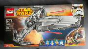 Lego 75096 Star Wars Sith Infiltrator Retired Darth Maul Qui Gon Factory Sealed