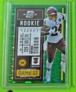 Washington Redskins Auto Jersey Patch Rc Variation Young Gibson Riggins Monk +++