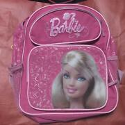 Authentic Barbie Backpack Free Shipping No.6313