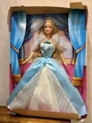 Authentic Sleeping Beauty Barbie Free Shipping No.6718