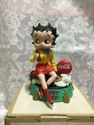 Betty Boop Cocacola Figure