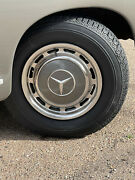 Michelin 185 Sr 14 Used Tires For Vintage Automobile Taken Off My 1959 Mercedes
