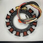 Tested 174-8778k1 818535a3 Cdi 1987-96 Stator For Mercury 40 50 70 75 90 100