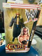 Wwe Elite Collection Flashback Edge Series 13 New Sealed Ultra Rare Early Series