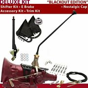 2004r Shifter Kit 23andampquot E Brake Cable Clamp Clevis Trim Kit For D16ba