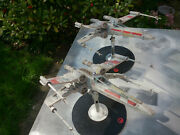 Star Wars Red 5 And Rogue One Red 3 X Wing Studio Scale 44 Cm Long Pair Two