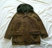 Special Barbour Crowns Military Jacket