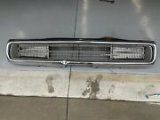 1970 Dodge Charger Grille Assembly Grill Bumper 70 Rt R/t