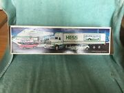 Hess Truck 18 Wheeler And Racer In Original Box From 1992 Brand New