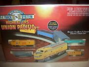 Bachmann Highballer Union Pacific N Scale Train Set 24002 Factory Sealed