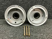 40-75d Cessna 182 Cleveland Main Wheel Assy 6.00x6 New / Old Ppp