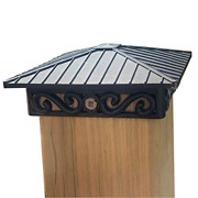 Fence And Deck Rite 4x4 Post Caps Great For Fences And Any Weather 30 Pieces