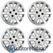 New 15 Hubcaps Wheel Covers For 2009 - 2010 Chevrolet Cobalt Set Of 4 Iwc45315s