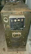 Space Heater Military Issue Model Uh-68-4 Made By Hunter Mfg. 60000 Btu