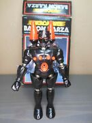 Mego Micronauts Baron Karza Box And Instructions Vintage Action Figure - Excellent