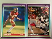 1990 Score Football 251- 500 - You Pick The Card
