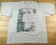 1995 The Tragically Hip Vintage Shirt Another Roadside Attraction Tour Original
