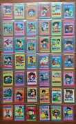 Things At The Time Amada Dragon Ball Pp Card Collection 42 Types Of Comp
